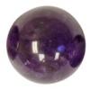 Semi-Precious 10mm Round Amethyst